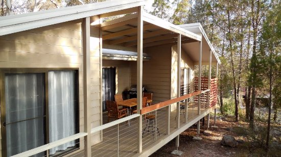 Stanthorpe, Australia: Villa 5 - 2 Bedroom - King & Queen