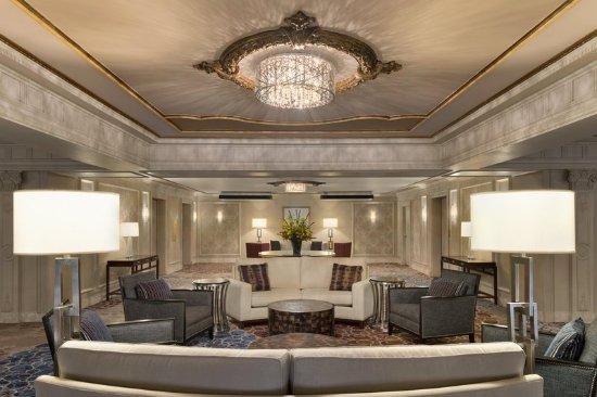 Hilton St. Louis Frontenac: Mezzanine Level