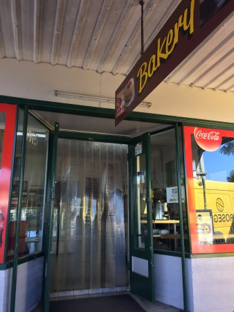 Nimbin, Australië: The Door to Goodness!!!!!