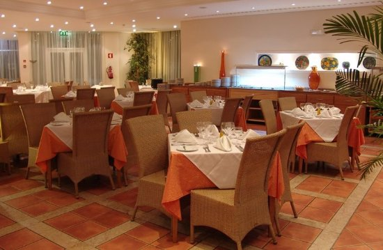 Alpinus Hotel: Restaurant