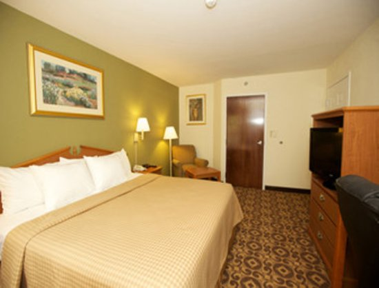 Decatur, GA: 1 King Bed Room