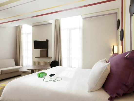 Ibis Styles Bayonne Gare Centre : Guest Room