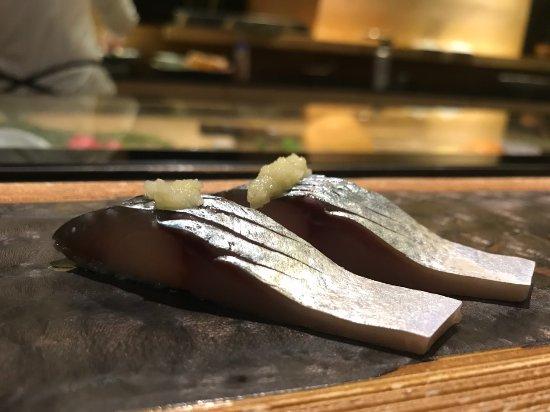 Hibiki Sushi: 生魚片