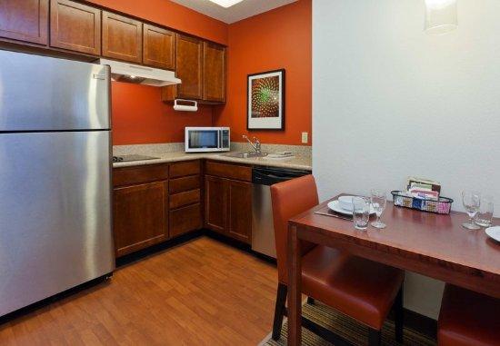 Carmel, IN: In-Suite Kitchen