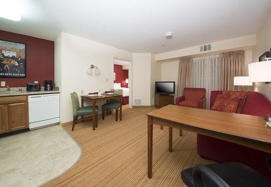 Folsom, Kalifornien: One-Bedroom Suite