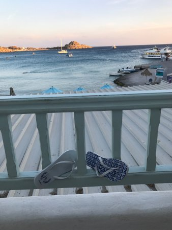Petinos Beach Hotel Photo