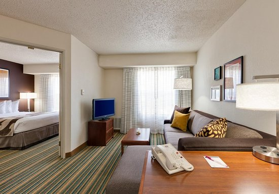 Residence Inn Merrillville: One Bedroom Suite