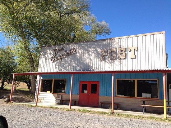 Silver City, Nuevo Mexico: Doc Campbell's POST