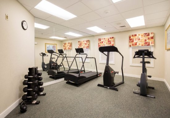 Spokane Valley, WA: Fitness Center