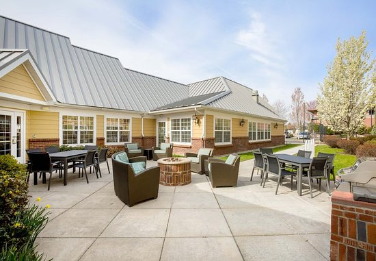 Spokane Valley, WA: Outdoor Patio