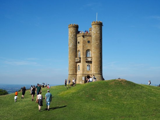Chipping Campden, UK: Broadway Tower