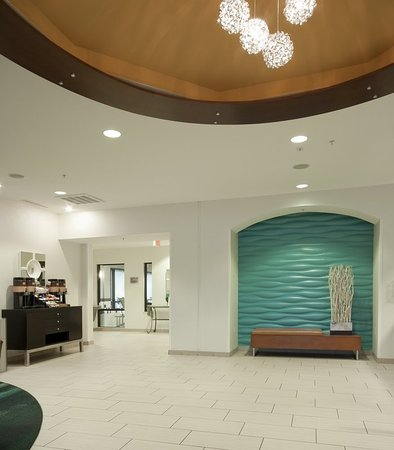 Walker, MI: Lobby Reception Area