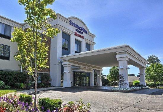 Southfield, Μίσιγκαν: Entrance