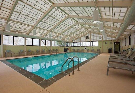 SpringHill Suites Chicago Naperville/Warrenville: Indoor Pool
