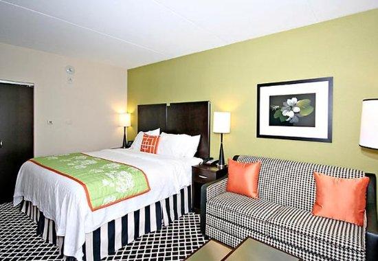 Elkin, Carolina do Norte: King Guest Room