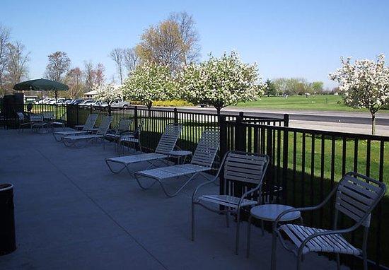 Seymour, Индиана: Courtyard