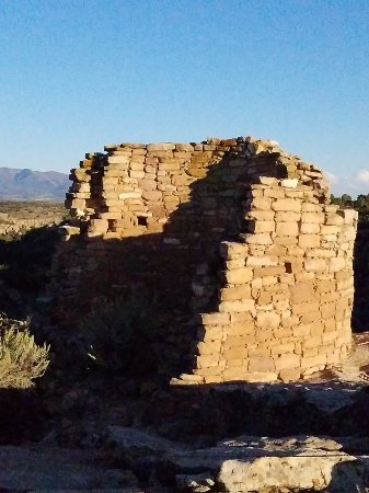 Dolores, CO: Hovenweep Castle
