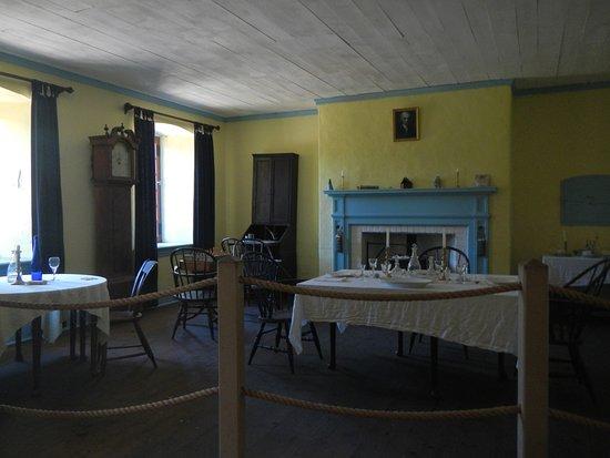 Fort Erie, Kanada: Officers' dining quarters