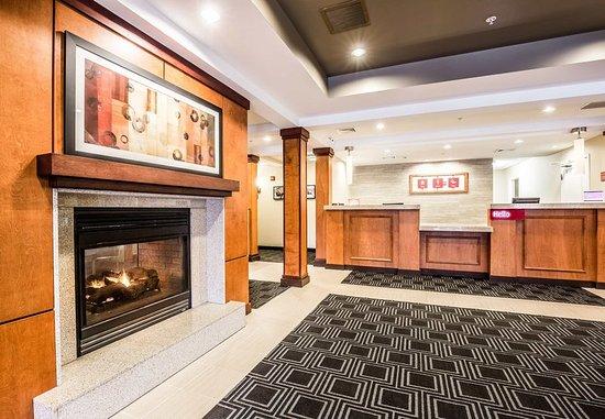Gilford, NH: Fireplace