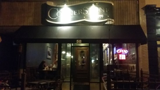 Berea, OH: Cornerstone Brewery Company