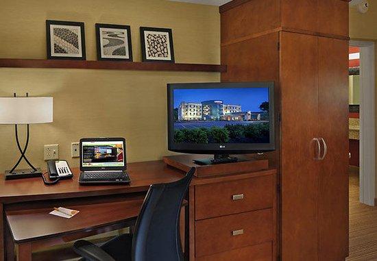Coatesville, เพนซิลเวเนีย: Guest Room Work Area