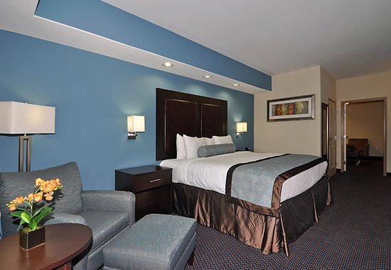 Woodway, TX : King Suite