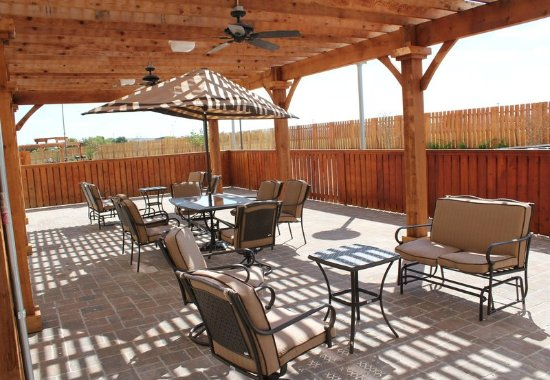 Woodway, TX: Outdoor Patio