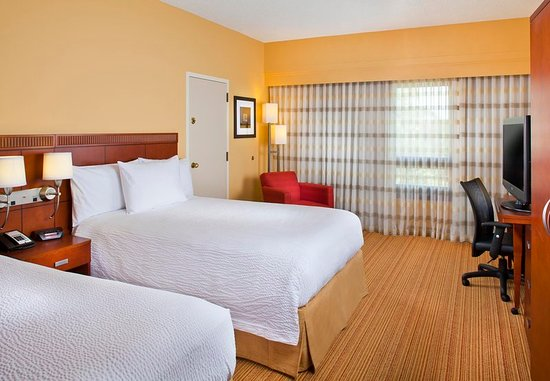 ‪‪Miami Lakes‬, فلوريدا: Double/Double Guest Room‬