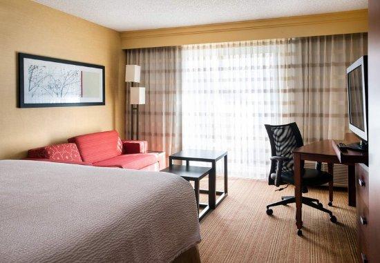 Camarillo, CA: Standard King Guest Room