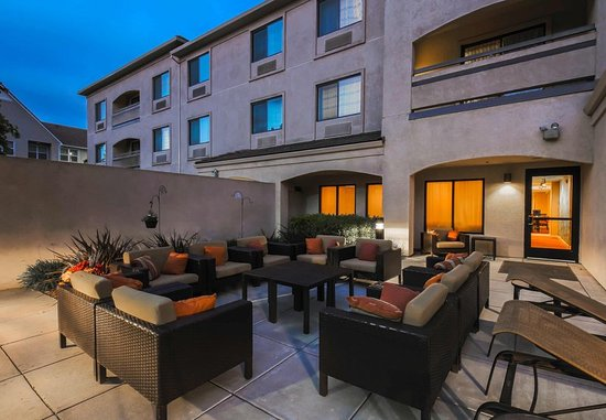 Morgan Hill, CA: Outdoor Patio