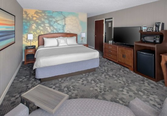 Basking Ridge, NJ: Executive King Guest Room
