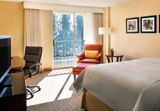San Ramon, Kalifornien: King Guest Room