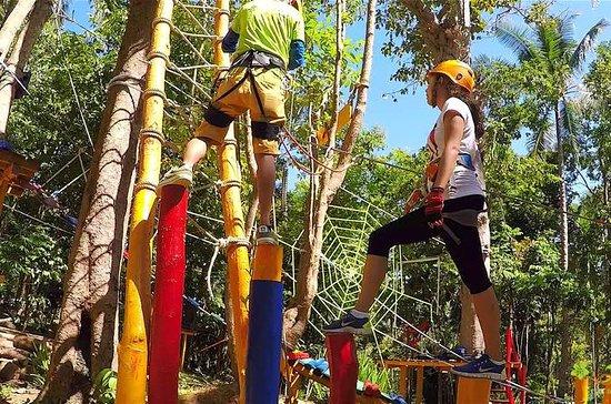 Aonang Fiore Zip Line Adventure en...