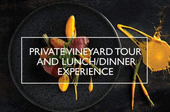 Private Vineyard Tour with a Lunch or...