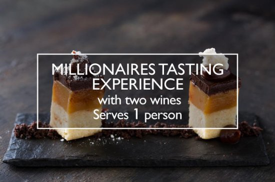 Millionaires Tasting Experience with...