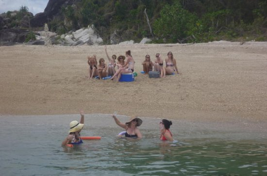 Private Magnetic Island Sailing...