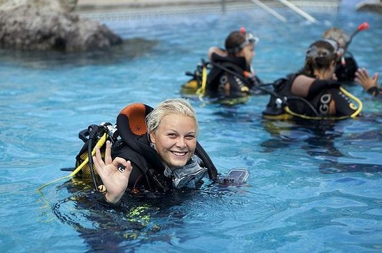 Scuba Diver License 2day Course