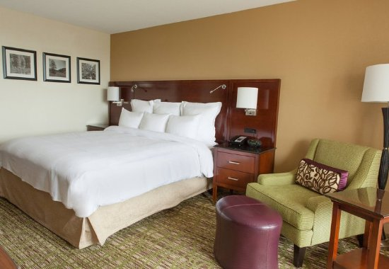 Whippany, NJ: King Guest Room