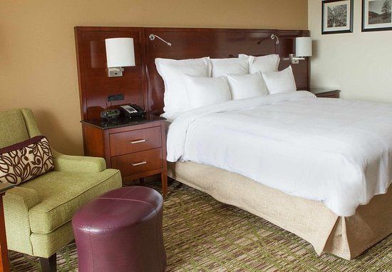 Whippany, NJ: Deluxe King Room