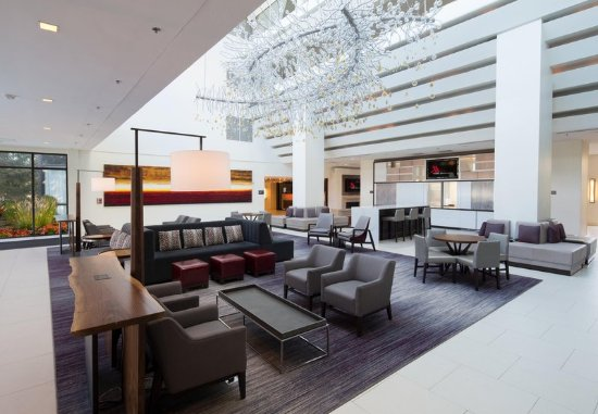 Whippany, NJ: Lobby Atrium - Seating