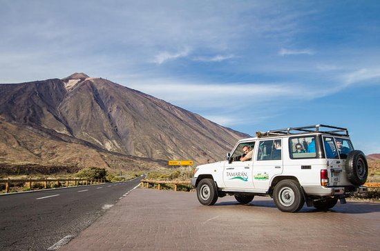 Jeep Safari a Teide y Masca