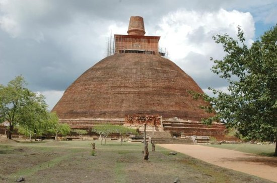 2- Days Private tour to Anuradhapura...