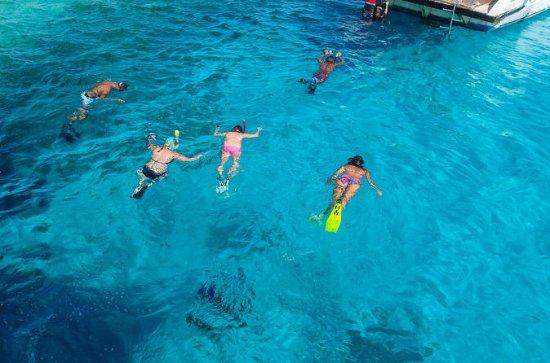 Excursion en bateau pour plongée libre