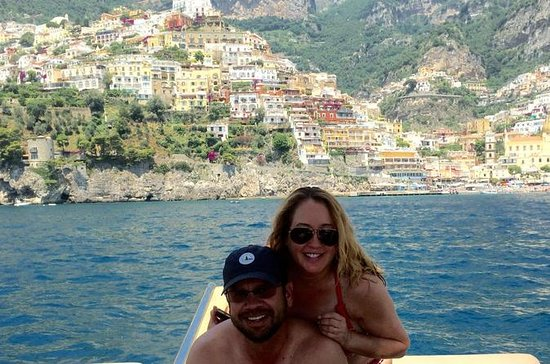 Private Boat Tour From Sorrento to