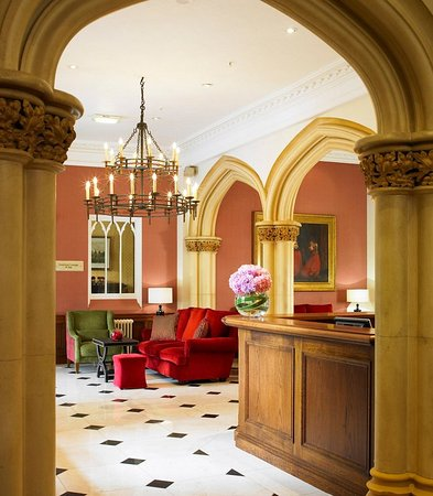 Morley, UK: Lobby