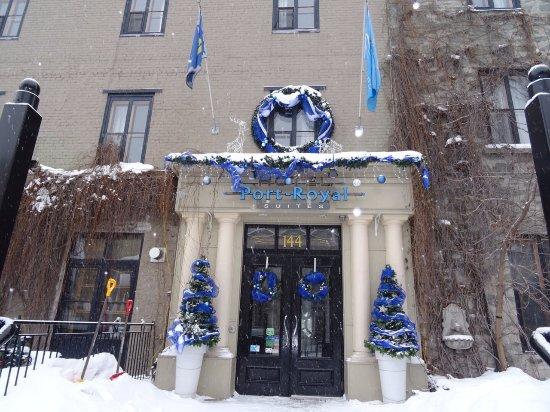 ホテル ポート ロイヤル スイーツ Picture