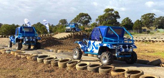 Heatherton, Australie : 30 obstacles