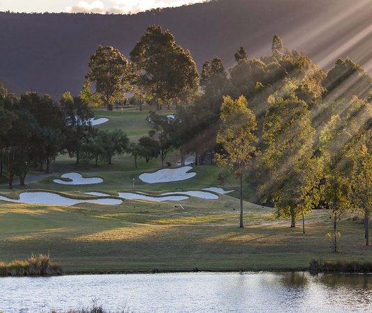 Oaks Cypress Lakes Resort: Golf