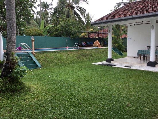 Kaluwamodara, سريلانكا: Das White Bridge House