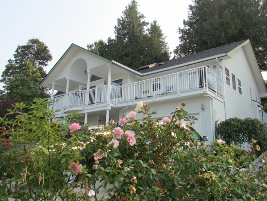 Powell River, Canada: The house